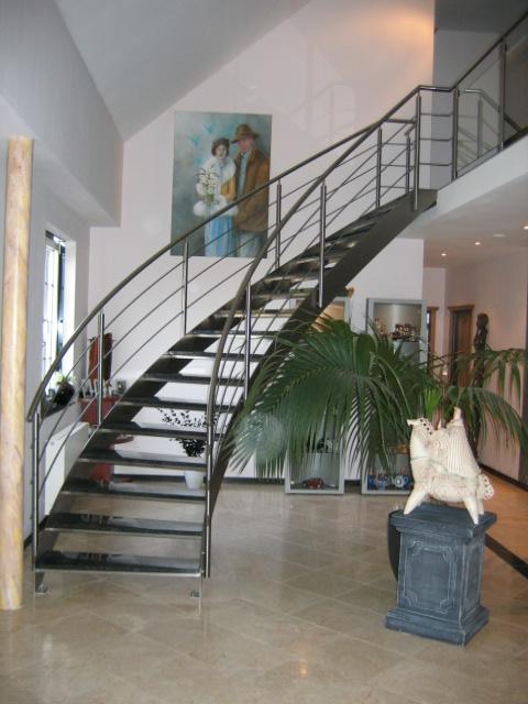 Gedraaide trappen